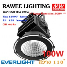 โคมไฟ LED HIGH-BAY / SPOTLIGHT OEM 100W - ULTRA BRIGHT