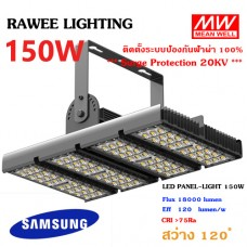 โคมไฟ LED TUNNEL-LIGHT OEM 150W - ULTRA BRIGHT