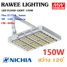 โคมไฟ LED FLOOD-LIGHT OEM 150W - ULTRA BRIGHT