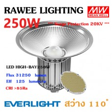 "โคมไฟ LED HIGH-BAY OEM 250W - ULTRA BRIGHT ""A"""