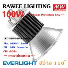 โคมไฟ LED HIGH-BAY OEM 100W - **ราคาประหยัด
