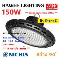 โคมไฟ LED HIGH-BAY OEM 150W - **UFO - คุณภาพระดับพรีเมียม