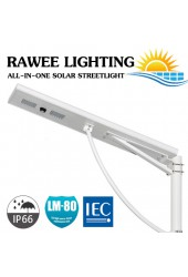 โคมไฟ ALL-IN-ONE LED STREET-LIGHT SOLARCELL 100W